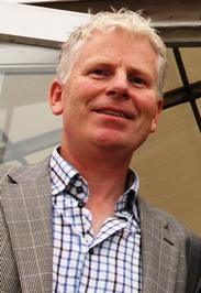 John Brooks, Chairman, ICSA National Sheep Committee
