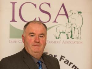 Seamus Sherlock, Chair, ICSA National Rural Development Committee