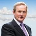 Taoiseach, Enda Kenny.