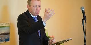 Timmy Dooley, TD., Fianna Fail.