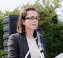 Senator Kathryn Reilly, Sinn Fein, Cavan