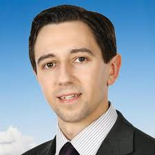 Simon Harris TD, Minister of State, Department of Finance.