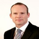 Minister for Agriculture, Simon Coveney, TD.