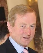 Taoiseach, Enda Kenny, TD