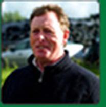 John Halley, ICSA Munster vice president