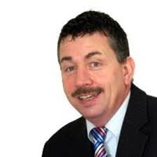Cllr. Thomas Healy, Sinn Fein, Chairman, Municipal District Sligo.