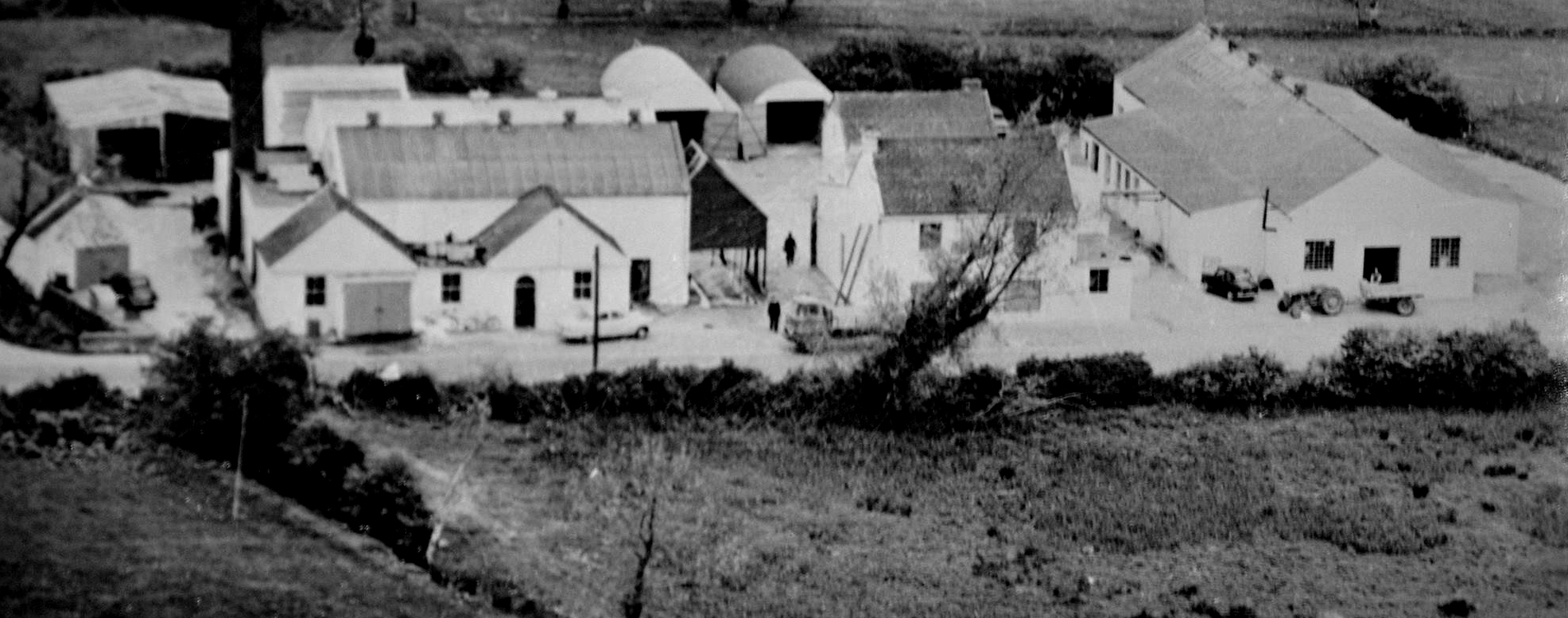 Achonry Creamery circa 1963
