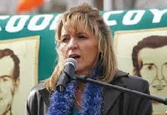 Martina Anderson, MEP, Sinn Fein