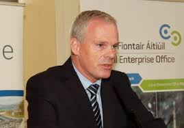 Ciaran Hayes, CEO, Sligo County Council.