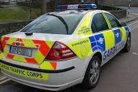 Garda Car 1