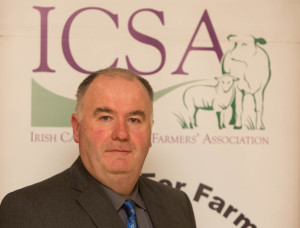 Seamus Sherlock, Chair, ICSA Rural Development Committee.