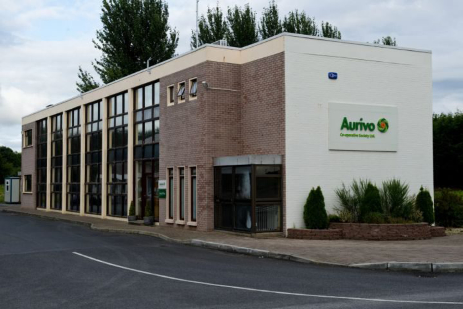 Former Aurivo Head office, Tubbercurry