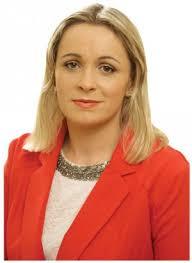 Carol Nolan, TD, Sinn Fein.