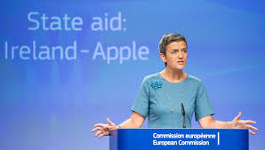 EU Competition Commissioner Margrethe Vestager: 'For a long time, fiscal secrecy prevailed over transparency'